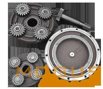 Final drive parts - Power Parts Pro