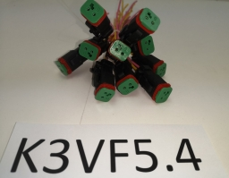 K3VF5.4 Female connection