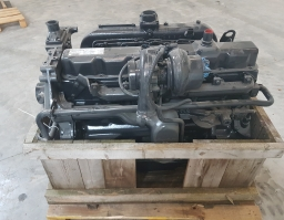 FORD NH 675TA Engine