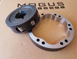 Poclain MS05 hydraulic motor parts