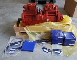 14531856 EC240B hydraulic pump