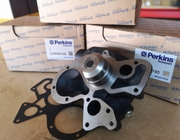 Perkins water pumps