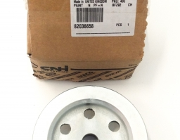 82036658 Pulley CNH Genuine
