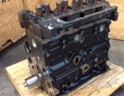 New long engines ready to build into all applications